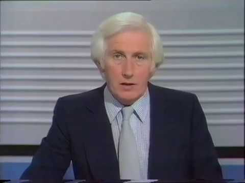BBC1: Evening News / Today's Sport / continuity – Saturday 5th June 1982