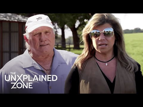 Is Terry Bradshaw's Ranch Haunted? | Celebrity Ghost Stories | The UnXplained Zone