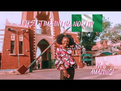 Northern Nigeria IS NOT WHAT YOU THINK!! | FIRST TIME Travelling to the North!