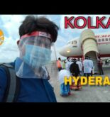 Travelling from Kolkata to Hyderabad by Air India | Airport New Rules & Guidlines After Lockdown