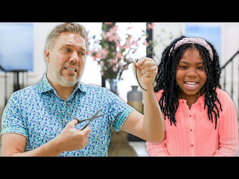 Mud Football, New Puppy, and DAD CUTS Paisley's Hair? | Behind the Braids Ep 143