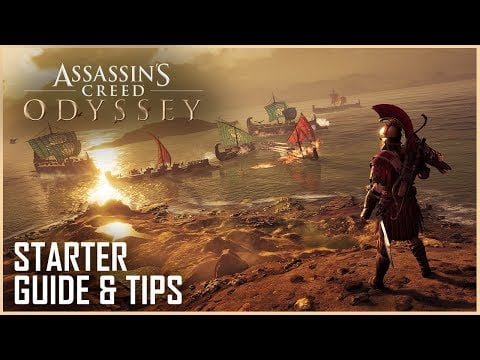 Assassin's Creed Odyssey: Quick Starter Tips for Every Spartan   Guide   Ubisoft [NA]