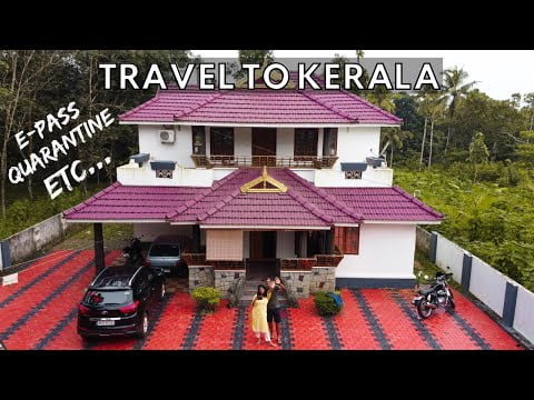 Travelling To Kerala During Covid-19 | Kerala Travel Vlog | How to Get E-Pass to Travel Kerala