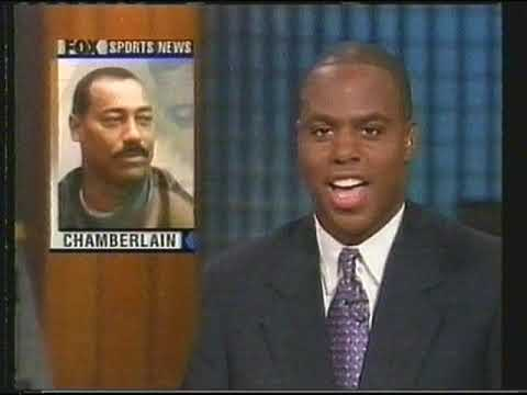 Wilt Chamberlain's Death – CBS and Fox Sports News Reports (12th October 1999)