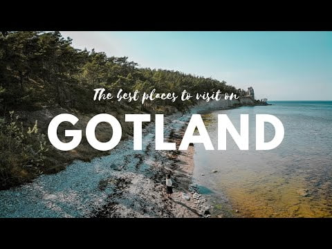 Best places to visit on Gotland – Sweden Travel Guide