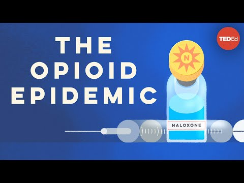What causes opioid addiction, and why is it so tough to combat? – Mike Davis