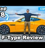 I drove the new Jaguar F-Type R 700km – this is what happened…