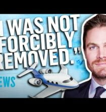 """Stephen Amell Refutes He Was """"Forcibly Removed"""" From Flight   E! News"""
