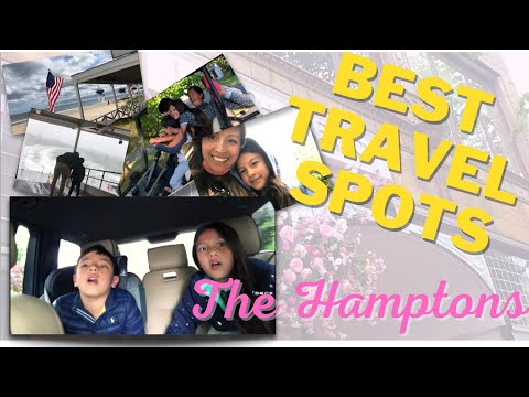 Best Travel Guide to the  Hamptons New York