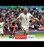 England knockout Germany as Sterling & Kane both score in a sensational match at Wembley stadium
