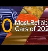 Top 10 Most Reliable Cars of 2020: The Short List