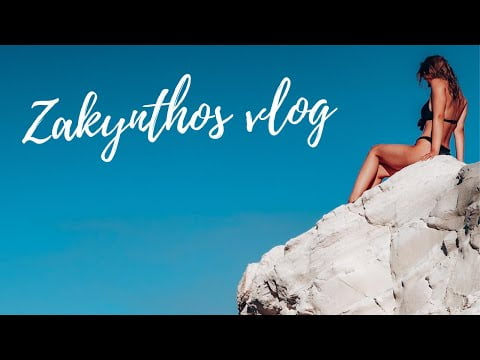 ZAKYNTHOS VLOG / top places to see, travelling on a budget and during a pandemic
