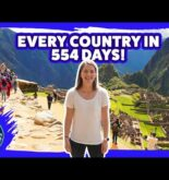 Fastest time to visit every country in the world!  – Guinness World Records