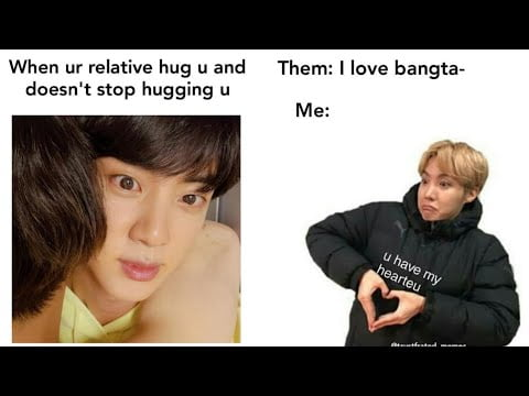 BTS meme only army can understand / bts funny meme / lovely memes for bts army
