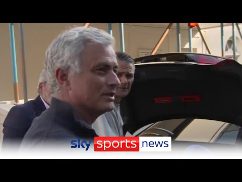 """""""I'm always in football"""" – Jose Mourinho speaks to Sky Sports News after he was sacked by Spurs"""
