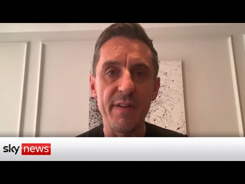 Gary Neville: The government needs to be tougher on racism