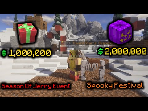 How To Profit From Spooky Festival,Season Of Jerry, Travelling Zoo