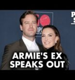 Elizabeth Chambers breaks silence on Armie Hammer's 'cannibal' scandal | Page Six Celebrity News