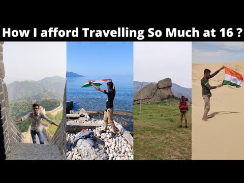 How I Fund My Travelling ?? How I travel so Many Countries ?? How I get Visa ??
