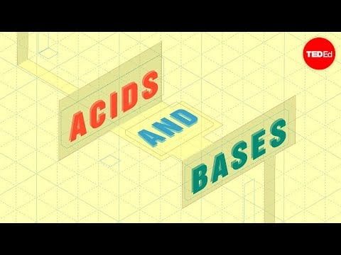 The strengths and weaknesses of acids and bases – George Zaidan and Charles Morton