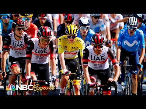 Tour de France 2021: Stage 19 extended highlights | Cycling on NBC Sports