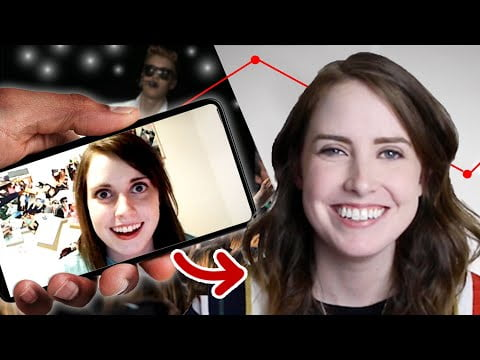 I Accidentally Became A Meme: Overly Attached Girlfriend