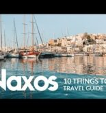 NAXOS Travel Guide | Top 10 things to do | 4K