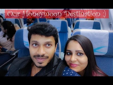 {Tamil}REVEALING THE COUNTRY WHICH WE ARE TRAVELLING FOR OUR HONEYMOON :)