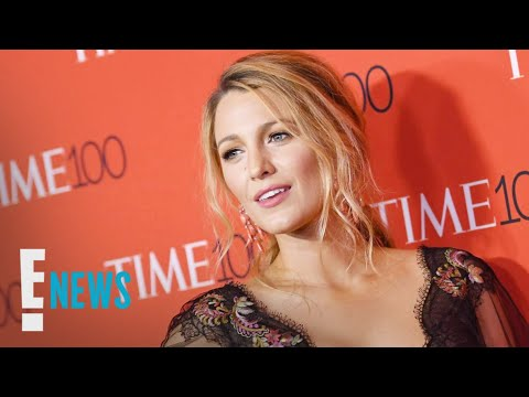 Blake Lively Accuses Paparazzi of Stalking Her Kids   E! News
