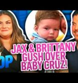 Jax Taylor & Brittany Cartwright Gush Over 3-Month-Old Son Cruz   Daily Pop   E! News