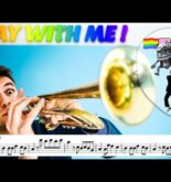 20+ MEME SONGS Compilation with Sheet Music (on Trumpet)