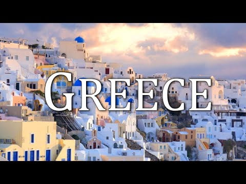 🇬🇷 10 Best Places to Visit in Greece   Greece Travel Guide