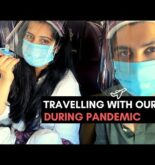 Tips For Travelling With A Baby During Pandemic | Baby's First Flight | Arjuna & Divya Vlogs