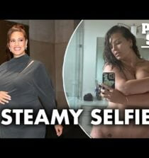 Ashley Graham receives praise after nude mirror selfie   Page Six Celebrity News