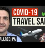 COVID 19 Travel Tips: Flying During Pandemic, Safety, Restrictions (Air Travel During Coronavirus)