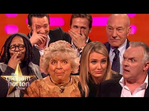 Most Outrageous Couch Stories Ever   Best of The Graham Norton Show