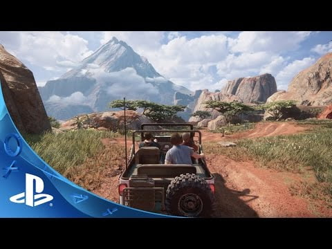 UNCHARTED 4: A Thief's End – Madagascar Preview | PS4