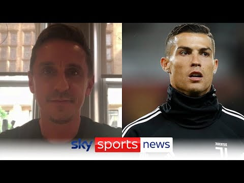 """""""He'll be coming to win trophies"""" – Gary Neville on Cristiano Ronaldo rejoining Manchester United"""