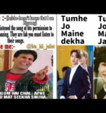 BTS hindi funny memes only army can understand 😊💜💗 | BTS meme