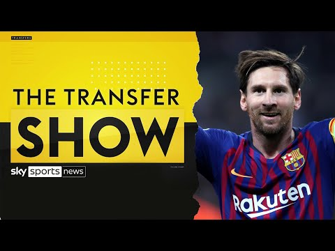 BREAKING! Lionel Messi LEAVES Barcelona   The Transfer Show