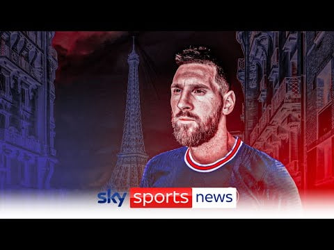 The views from Spain & France as Lionel Messi completes his move to PSG
