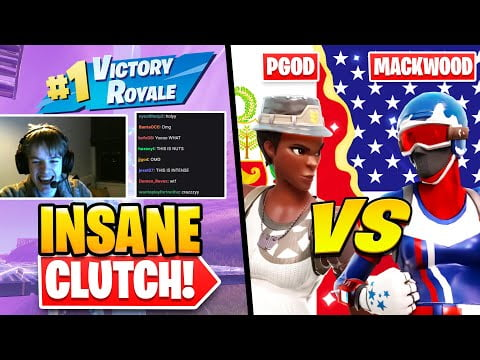 Is This the Best Clutch Ever?   Best Plays and Reactions from Reboot Round