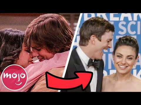 Top 10 Cutest Celebrity Couple Meeting Stories