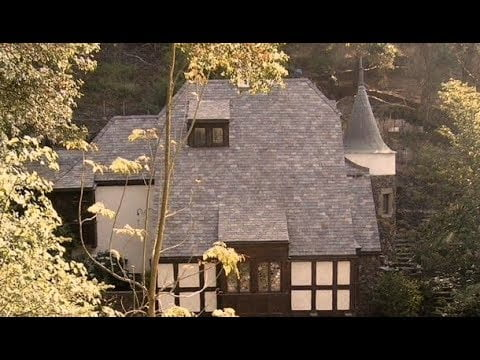 Haunted Homes of Hollywood / Celebrity Ghost Stories Documentary