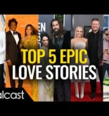 Top 5 Celebrity Epic Love Stories | Compilation | Life Stories by Goalcast