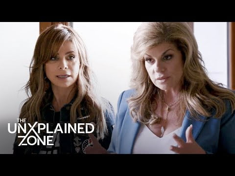 Paula Abdul Senses Ghosts in Her Home | Celebrity Ghost Stories | The UnXplained Zone