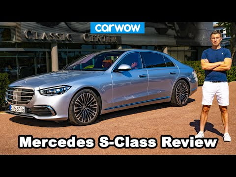 Mercedes S-Class 2021 review – the best car EVER?