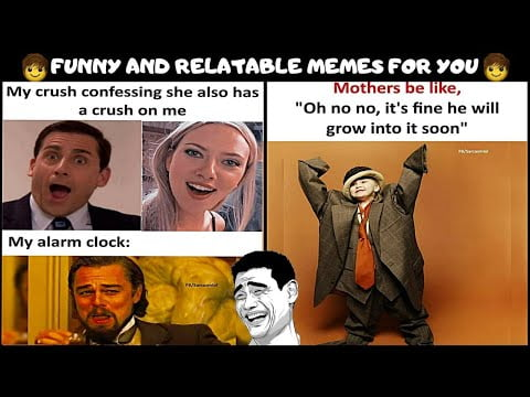 Funny memes that will make you laugh [102] || Meme pictures || Funny Relatable Memes😃 #shorts