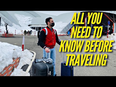 SRINAGAR AIRPORT || STEP BY STEP GUIDE FOR TOURISTS || TRAVELLING FROM SXR TO DEL ||