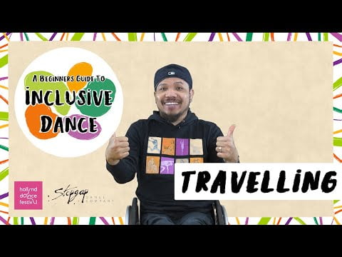 #5 Travelling Dance Skills | Beginners' Guide To Inclusive Dance Teaching